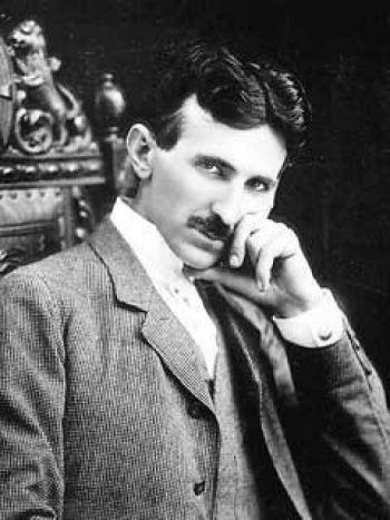 Николас Тесла, известный ученый. Фото: Музей Теслы