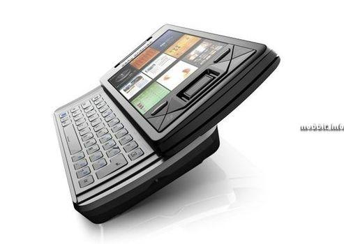 Sony Ericsson Xperia X1. Фото с сайта mobbit.info