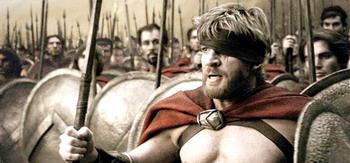 Спарта – это государство, в котором солдаты могли воспроизводить только солдат. Фото: Gotchic-info