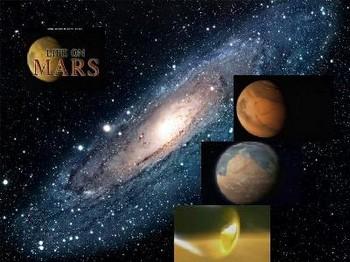 Ученые склоняются к выводу: жизни на Марсе нет. Фото с uploder.ws