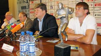 Пресс-конференция Регби 7. Фото Николая Зуева