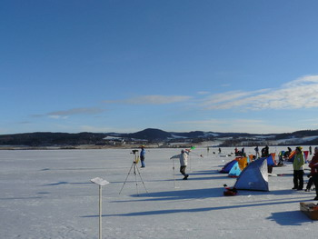 Выходные на льду. Фото fasr.ru