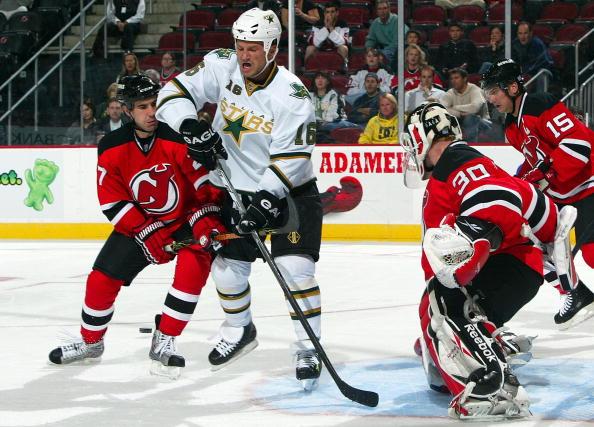 Чемпионат НХЛ. Встреча команд «Нью-Джерси» - «Даллас» Фото: Jim McIsaac/Getty Images
