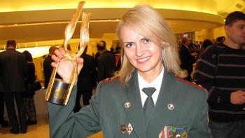 Инна Саввон. Фото автора