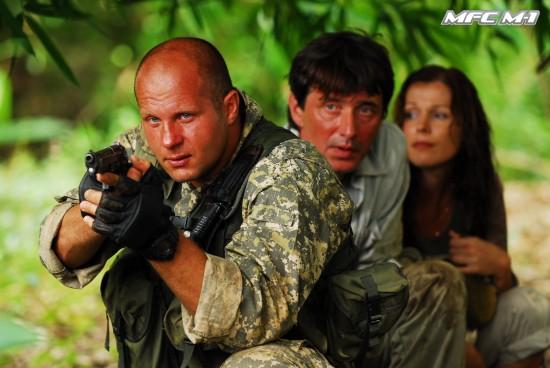 Кадры со съемочной площадки фильма «Пятая казнь». Фото mixfight.ru