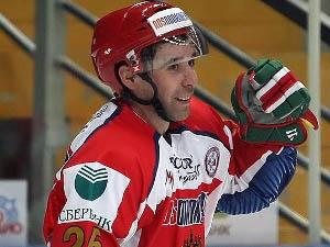 Данис Зарипов. Фото с сайта КХЛ