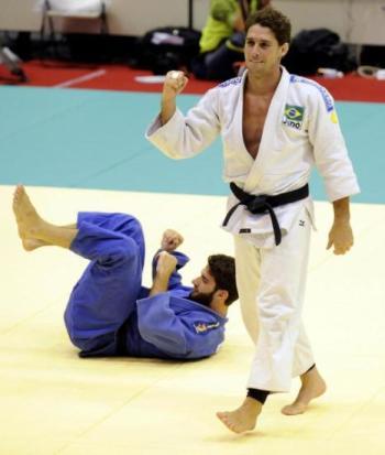 В Токио завершился командный чемпионат мира у дзюдоистов. Фото: KAZUHIRO NOGI/AFP/Getty Images