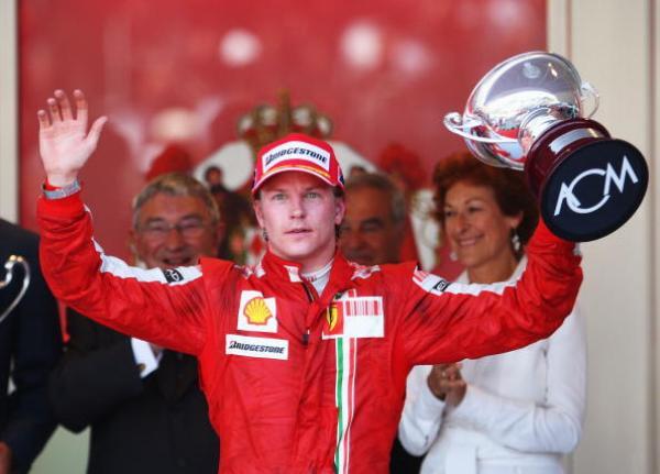 Кими Райкконен финишировал на третьей позиции на Гран-при Монако. Фото: Clive Mason/Getty Images