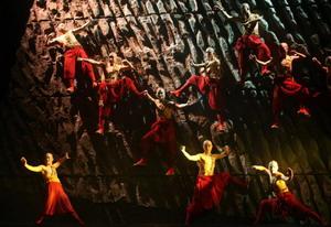 Современное шоу кунг-фу. Фото: Getty Images