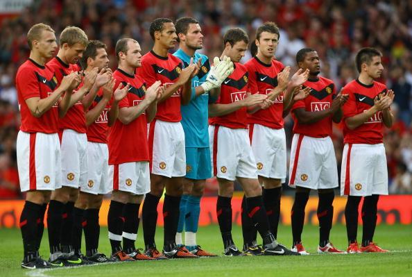 МЮ - Валенсия Фото:Alex Livesey/Getty Images Sport
