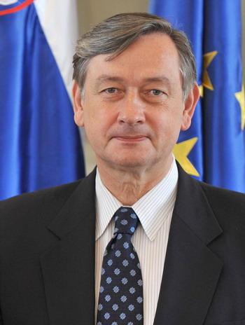 Президент Словении Данило Тюрк. Фото: HRVOJE POLAN/AFP/Getty Images