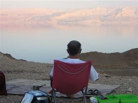 Отдых и лечение на Мертвом море. Фото Гура Лидена