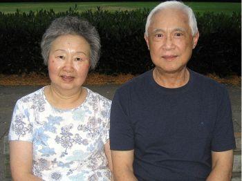 Роберт Тай с женой Донной, Бернаби, Британская Колумбия, Канада. Фото: Великая Эпоха
