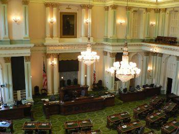 Законодательная ассамблея штата Калифорния. Фото: currenpricejr.com