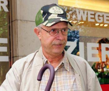 Манфред Кречмер, 70 лет, электрик на пенсии. Фото: Великая Эпоха