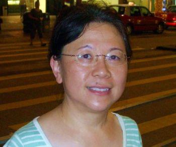 Лилан Синь, 53 года, репетитор по китайскому языку