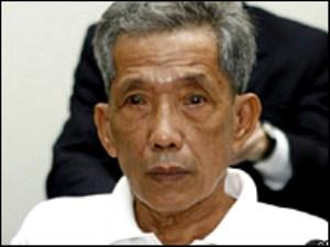 Канг Кек Иеу, более известный как Дуч, возглавлял печально известную тюрьму Туол Сленг в Пномпене. Фото с news.bbc.co.uk