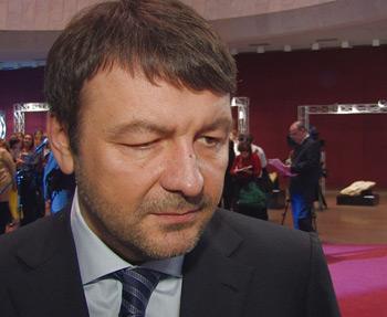 Игорь Тарасюк, Глава Государственного Управления Делами. Фото Алексея Подсосонного