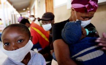 Ежегодно 24 марта отмечается Всемирный день борьбы с туберкулезом. Фото: ALEXANDER JOE/AFP/Getty Images