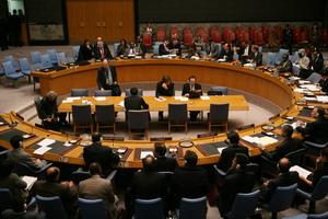Четырехчасовые консультации Совбеза ООН по ситуации в секторе Газа закончились безрезультатно. Фото: Hiroko Masuike/Getty Images