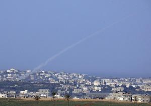 Израильские ВВС нанесли во вторник 27 января авиаудар по южной части сектора Газа. Фото: JACK GUEZ/AFP/Getty Images