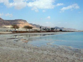 Мертвое море, Израиль. Фото: Синди Дрюкье/Великая Эпоха