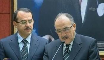 Глава Министерства внутренних дел Турции Бешир Аталай. Фото: NTDTV