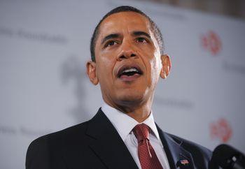 Президент США продлил санкции в отношении Ирана. Фото: MANDEL NGAN/AFP/Getty Images