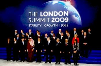 Лидеры «Большой двадцатки» на Саммите в Лондоне.Фото: Getty Images