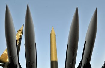 КНДР успешно совершенствует свой ракетный потенциал. Фото: JUNG YEON-JE/AFP/Getty Images