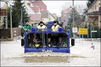 Мощный циклон обрушился на Центральную Европу и уже унес жизни. Фото: AFP