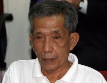 Главный палач режима «Красных Кхмеров» Канг Кек Иеу. Фото с epochtimes.com