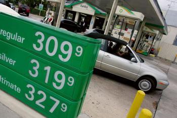 Цена на нефть выросла до максимума с начала года. Фото: Joe Raedle/Getty Images