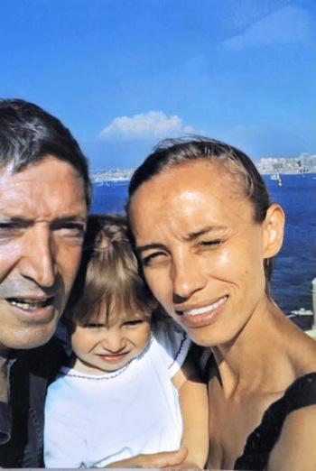Семейное Фото Ирины Беленькой. Фото: AFP/Getty Images
