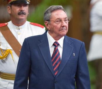 Президент Кубы Рауль Кастро. Фото: ADALBERTO ROQUE/AFP/Getty