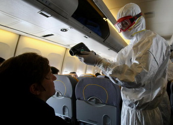 Страх пандемии гриппа нарастает. Фото: Joern Pollex/Getty Images