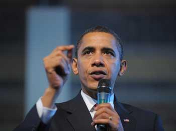 В четверг Белый дом распространил выдержки из видеообращения американского президента к иранскому народу. Фото: Mandel Ngan/AFR/Getty Image