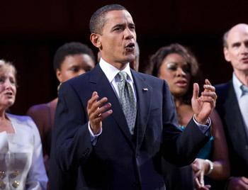 Президент США Барак Обама. Фото: SAUL LOEB/AFP/Getty Images