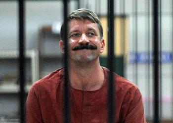 Российский бизнесмен Виктор Бут, задержанный по обвинению в незаконной торговле оружием. Фото: PORNCHAI KITTIWONGSAKUL/AFP/Getty Images