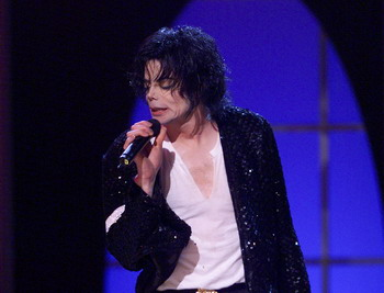 Майкл Джексон 7 сентября 2001г. Фото: Frank Micelotta/ImageDirect