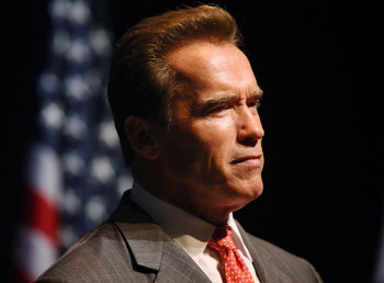 Арнольд Шварцнеггер, губернатор Калифорнии. Фото: David McNew/Getty Images