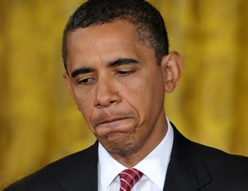 Президент США Барак Обама вчера назвал Джексона «потрясающим исполнителем и настоящей иконой поп-музыки». Фото: AUL LOEB/AFP/Getty Images