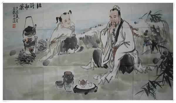 «Чайный мудрец» Лу Юй. Фото с epochtimes.com
