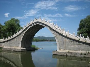 Мост Гаолян в Пекине. Фото с commons.wikimedia.org