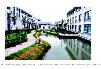 Внутренний двор тюрьмы в городе Сучжоу провинции Аньхой. Фото: epochtimes.com