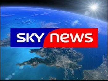 Китайская полиция задержала корреспондентов британского телеканала Sky News