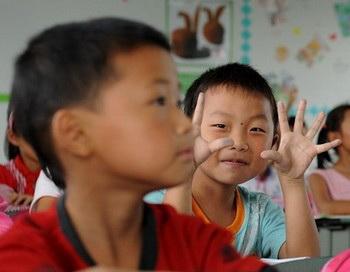 В китайской школе во время давки погибли восемь детей, более двадцати травмированы. Фото: China Photos/Getty Images