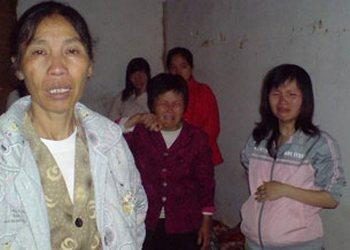Беременные женщины, нарушившие политику ограничения рождаемости, заключены в тайной тюрьме посёлка Дацзи провинции Фуцзянь. Фото: RFA