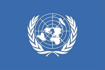Флаг ООН. Фото с krugosvet.ru