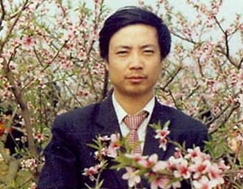 Последователь Фалуньгун* Инь Сижун. Фото с сайта minghui.ca
